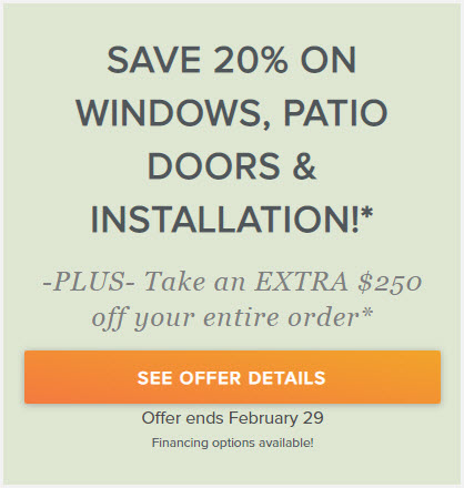seattle window door sale february 2020